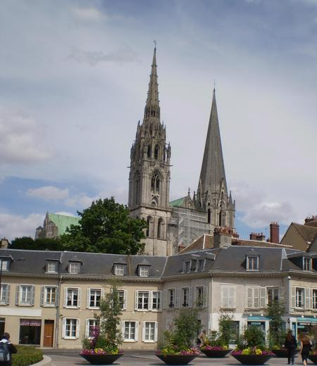 Chartres Cathedral 08